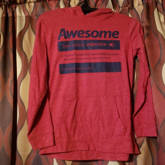 Old Navy Other - Long Sleeve Boys Awesome shirt